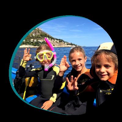 Plongee Sous Marine Enfants