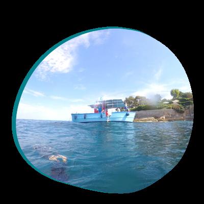 Centre de plongée 06230 plongee decouverte 06