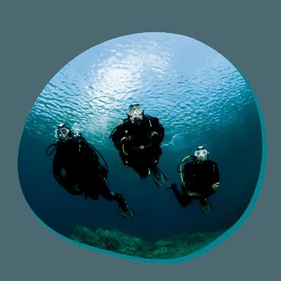 Centre de plongée 06230 cours amelioration flotabilite