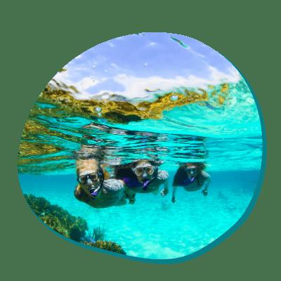 Centre de plongée 06230 snorkeling 06