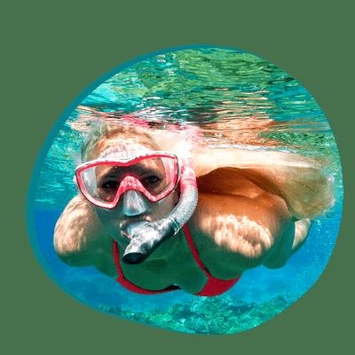 Centre de plongée 06230 snorkeling saint jean cap ferrat