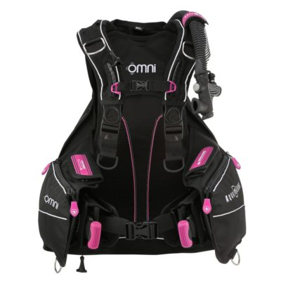 Centre de plongée 06230 Stab omni pink