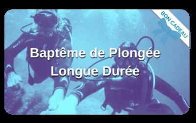 Centre de plongée 06230 bon cadeau bapteme plongee longue