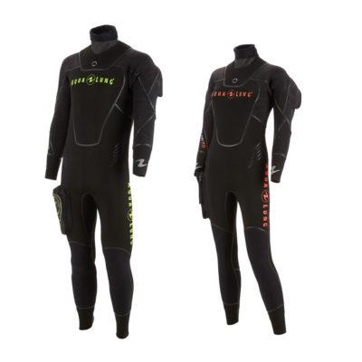 Centre de plongée 06230 combinaison iceland comfort aqualung