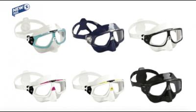 Centre de plongée 06230 masque sphera X aqualung 2
