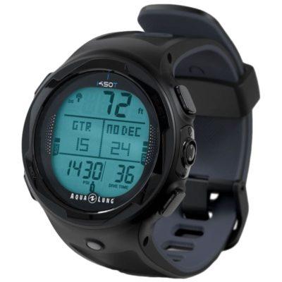 Centre de plongée 06230 ordi i450T black aqualung