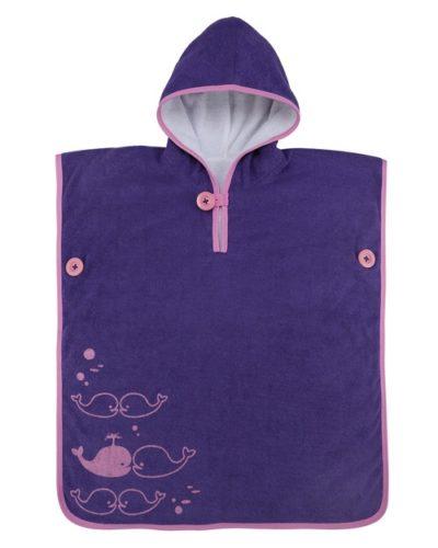 Centre de plongée 06230 Baby towel pink