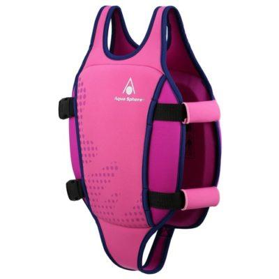 Centre de plongée 06230 Swim vest pink
