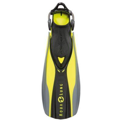 Centre de plongée 06230 palme XShot yellow aqualung