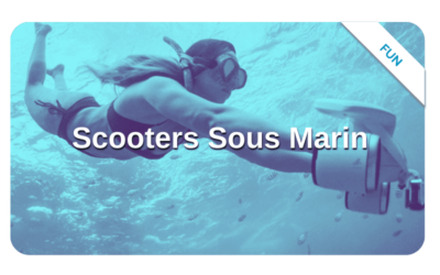 Scooters Sous-Marin