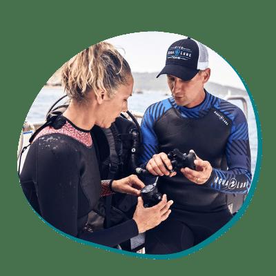 Centre de plongée 06230 Assistant instructor PADI
