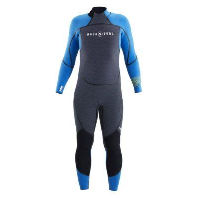 Centre de plongée 06230 combinaison aquaflex homme aqualung