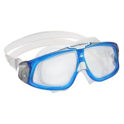 Centre de plongée 06230 lunette seal blue aquasphere