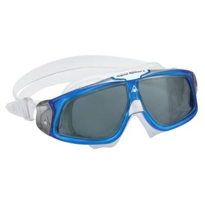 Centre de plongée 06230 lunette seal blue smoke aquasphere