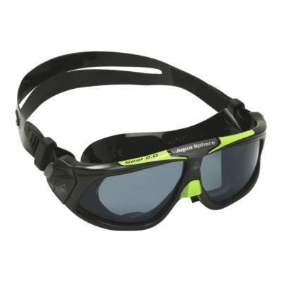 Centre de plongée 06230 lunette seal green smoke aquasphere