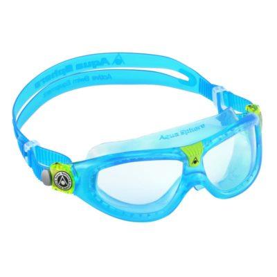 Centre de plongée 06230 lunette seal kid blue aquasphere