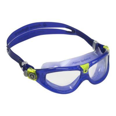Centre de plongée 06230 lunette seal kid purple aquasphere