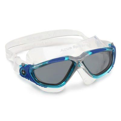 Centre de plongée 06230 lunette vista aqua blue smoke aquasphere