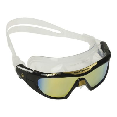 Centre de plongée 06230 lunette vista pro gold aquasphere