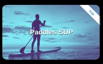 Paddles SUP